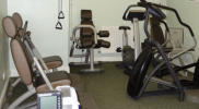 Fitness Suite St John's Chapel