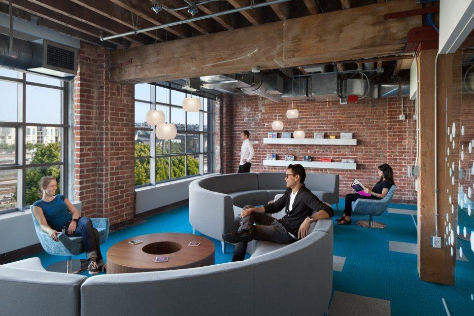 Adobe's San Francisco Office