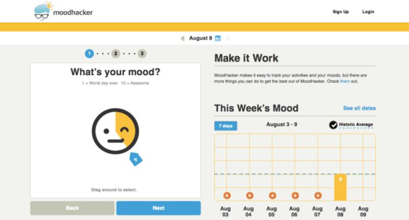 Moodhacker Screenshot