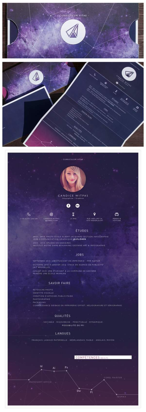 Candice Witpas Creative CV