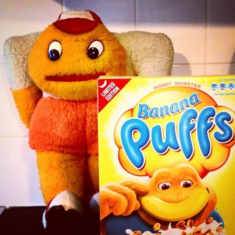 Banana Puffs