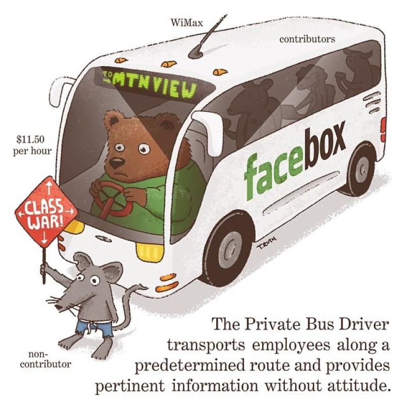 Company Bus Driver Jobs