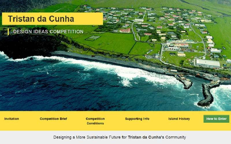 Tristan da Cunha RIBA Competition