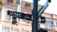 Vine St. cuts right through the heart of Over-the-Rhine.