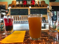 Wind down with a local beer at Brewery 33.
