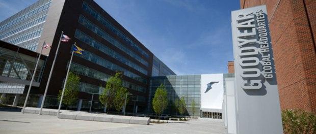 Goodyear R&D Headquarters in Akron, Ohio