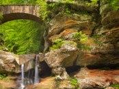 Buckeye Trail and Gorge Overlook Loop, Hocking Hills State Park