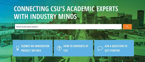 CSU Innovation webpage