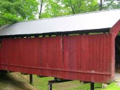 Covered-Bridge in Cambridge/Guernsey County