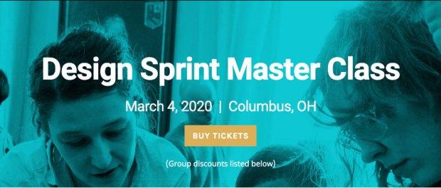 Design-Sprint-Master-Class