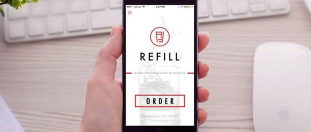 Search Results Web results Refill app lets users buy drinks with tap of phone