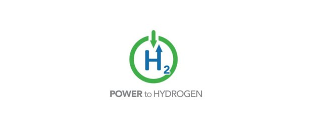Power to Hydrogen Logo