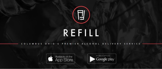 delivery app Refill