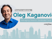 Cintrifuse Announces New Managing Director, Oleg Kaganovich