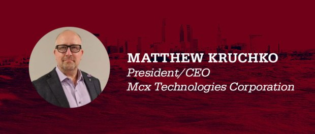 Matthew Kruchko President/CEO Mcx Technologies Corporation