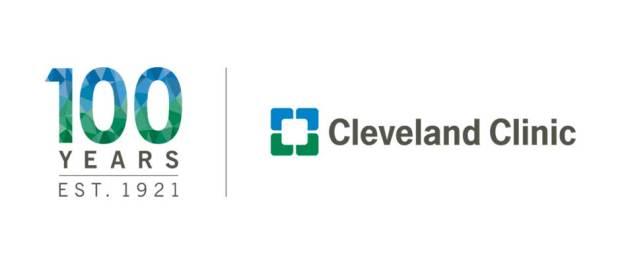 Cleveland Clinic - established in 1921 logo