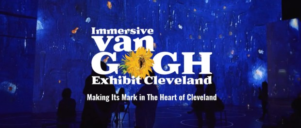 Immersive Van Gogh Exhibit Cleveland