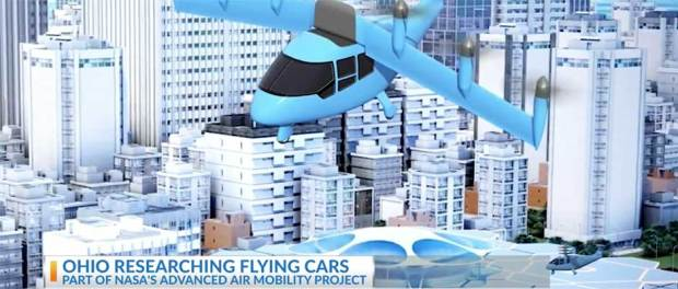 Ohio-Research-flying-cars