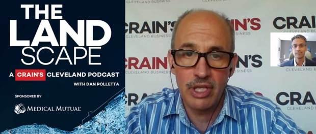 Landscape podcast: Baiju Shah on Cleveland's innovative future
