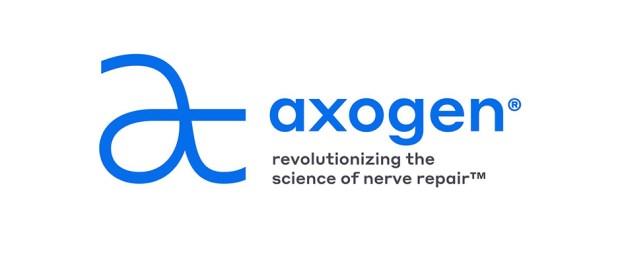 Axogen-logo- revolutionizing the science of nerve repair