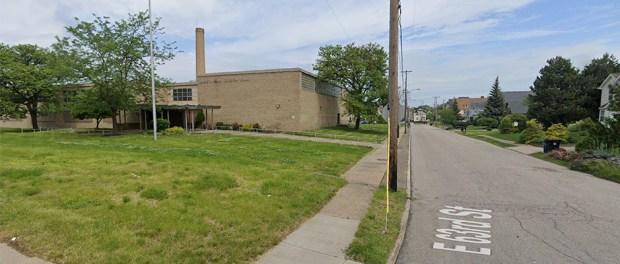 Margaret-Ireland-School-in-Cleveland-Google Map View