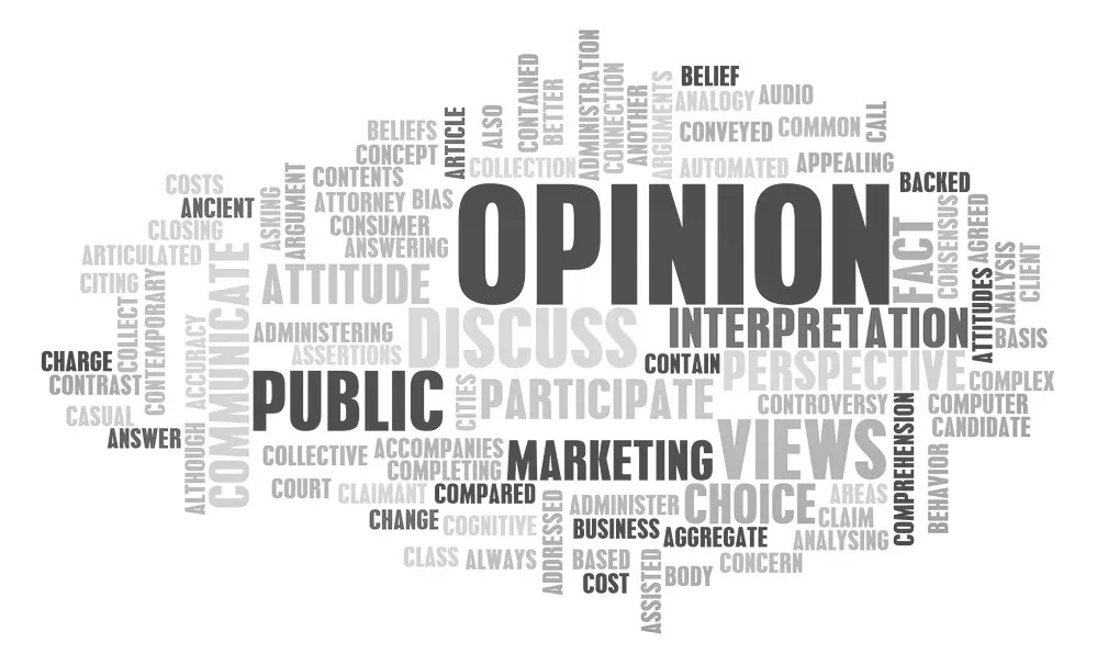 How to write an opinion editorial someone will actually