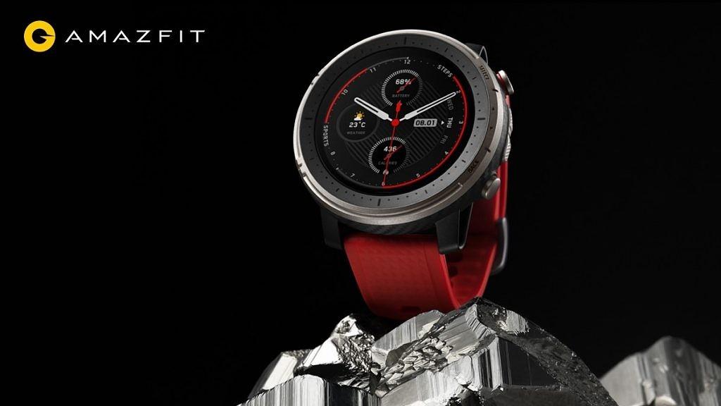 AmazFit Sports Smartwatch