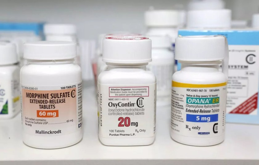 marketing and advertising opioid epidemic