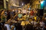 Samba in Pedra da Sal.