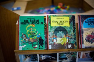 The German Embassy in Paraguay provides financial help for all Mennonite public schools and libraries.