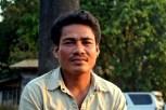 A Burmese man.