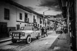 Carnival in Cajamarca