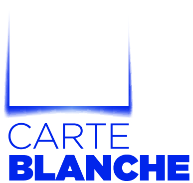 Carte Blanche agency logo dark