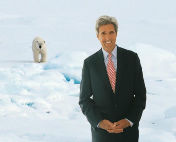 john_kerry_and_polar_bear_0