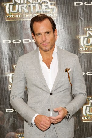 "New York, NY - 5/22/16 - Paramount Pictures and Nikelodeon Movies Present the World Premiere of ""Teenage Mutant Ninja Turtles: Out of the Shadows"" Sponsored by Dodge..-Pictured: Will Arnett.-Photo by: Marion Curtis/Starpix"