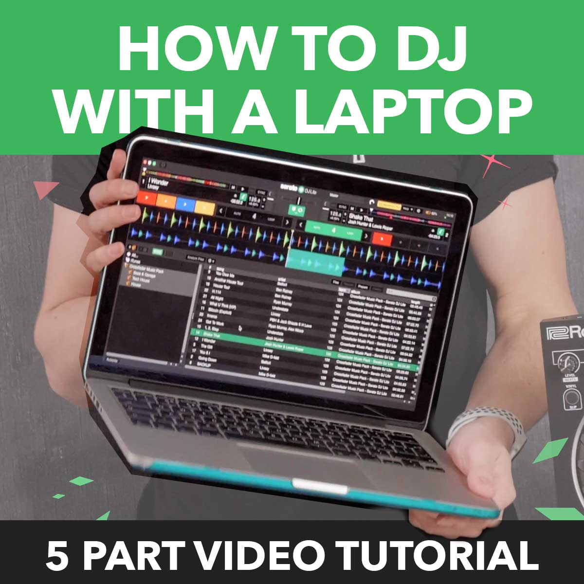 how to dj with