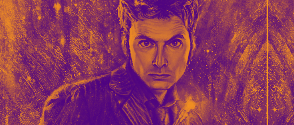 feature image tenth doctor comics