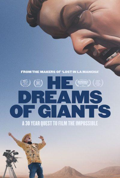 He Dreams of Giants (Blue Finch Film Releasing) (29 March)