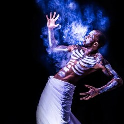 Dancer and performer Ryan Harston from Urban Conceptz