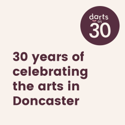 statement celebrating darts 30th birthday in Doncaster