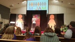 Maegan Bruce talks about her puppet ministry