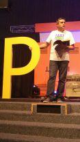 Pastor Jerry talked about prayer.