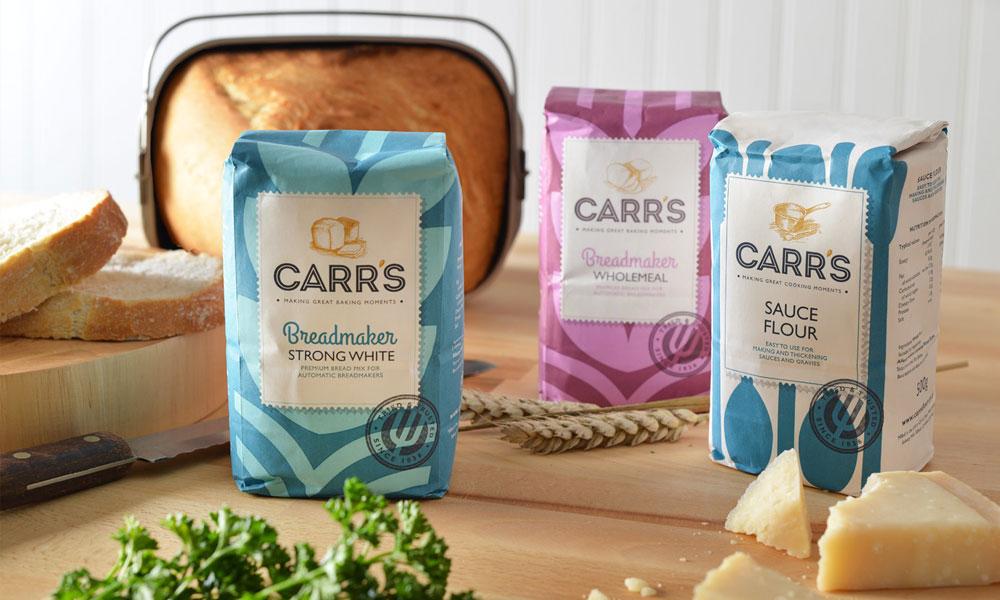 Carr's Flour