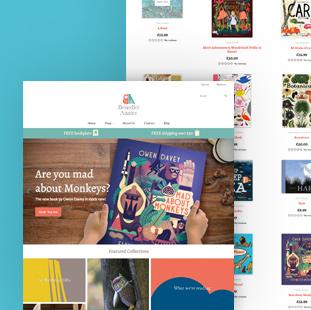 shopify ecommerce webdesign for toy sellers Benedict Annice