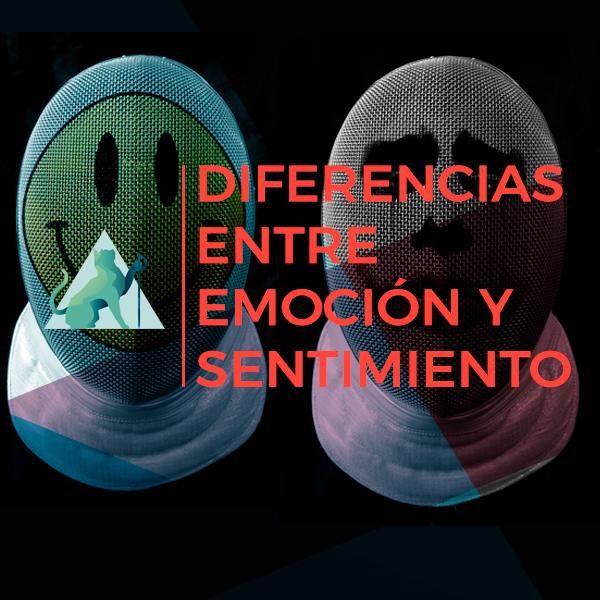 ¿Hay diferencias entre<br>Emoción y Sentimiento?