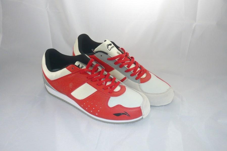 Zapatillas de esgrima Li-Ning