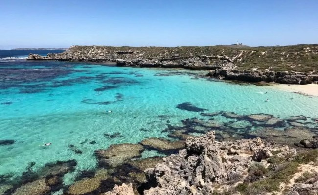 Paradise Found It S Near Perth Rottnest Island Wa