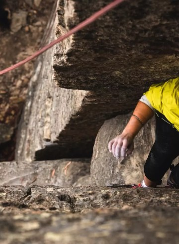 Jeremy Lam, 3 Climbing Tips From Our Weekend With The North Face Pros, ben cossey, lee cossey, blue mountains, mount york, nsw, rock climbing, wilderness escape, ellie, hero