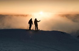Tim Clark, backcountry, alpine, kosciuszko national park, skiing, arc'teryx