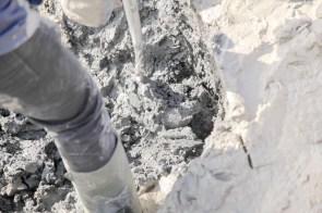 Digging the mud
